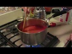 Como Preparar Salsa De Tomate - YouTube