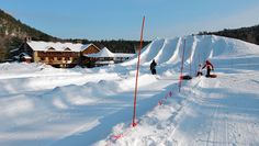 Right here in Gilford, NH, in the heart of the Lakes Region, we are fortunate to have Gunstock Mountain Resort. Known for its downhill and Nordic winter skiing, and snowboarding, Gunstock has activities for every season!