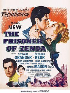 The Prisoner Of Zenda ***