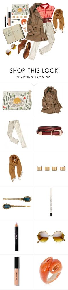 """""""I walked in, you walked out"""" by karllydolly ❤ liked on Polyvore featuring Danica Studio, Fifi Chachnil, Levi's, Warehouse, Nordstrom, Ralph Lauren Collection, Maison Margiela, Henri Bendel, Topshop and Benefit"""