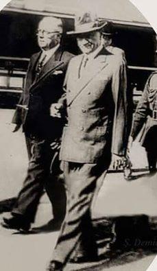 16 Kasım 1937 Diyarbakır sokakları. .