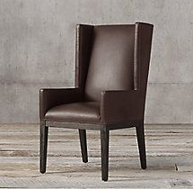 Stewart Leather Armchair