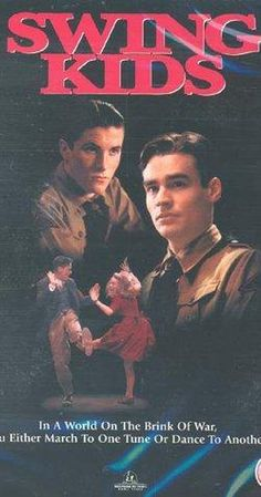 Directed by Thomas Carter.  With Robert Sean Leonard, Christian Bale, Frank Whaley, Barbara Hershey. The story of a close-knit group of young kids in Nazi Germany who listen to banned swing music from the US. Soon dancing and fun leads to more difficult choices as the Nazis begin tightening the grip on Germany. Each member of the group is forced to face some tough choices about right, wrong, and survival.