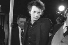 Sid Vicious Under Arrest, NYC, 1978