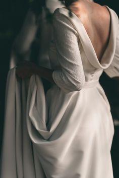 Marion Kenezi - Je crée ma robe de mariée - Le Blog de Madame C