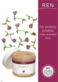 Beauty therapist Fiona Campbell uses REN skincare products in her therapies. Find her at Pure Treatment Rooms Harrogate.