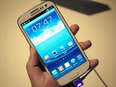 Galaxy S III :D