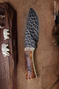 "Knife ""Stone Age"" from BASCO – Willkommen bei Pin World"