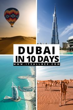 Guide and tip for planning a trip to Dubai, things to do, how many days to visiting Dubai, where to stay, what to wear. Pretty much everything you need to know about visiting or going to Dubai on holiday. #traveltips #uae #adventure #beaches #trips #vacation #dubai #outfits #packinglist | Dubai Travel Itinerary | Dubai itinerary 7 days | Dubai And Abu Dhabi Itinerary | Dubai Honeymoon | dubai photography | Dubai Travel Guide | Dubai travel Videos | Where To Stay In Dubai Honeymoon In Dubai, Dubai Vacation, Dubai Beach, Trip To Dubai, Visit Dubai, Dubai Uae, Dubai Things To Do, Places To Travel, Travel Destinations