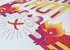 Tastes of Thailand: Limited Edition Posters by Bittersuite, via Behance. Poster Series, Poster On, Thailand, Doodles, Palette, Behance, Creative, Illustration, Image