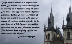 Old Europe Stay At Home, Mystery, To Go, Wanderlust, Europe, Night, Reading, Link, Travel