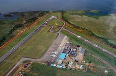 Entebbe Airport Runways