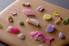 Japanese sweets, ひな菓子 / 鍵善義房 kyoto