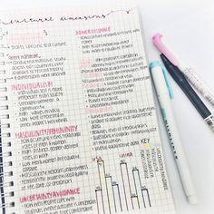 "studyablr: "" my psychology prep notes for next term! """