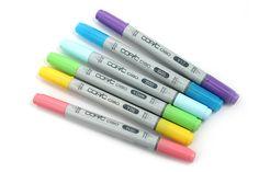 Copic Ciao Marker - 6 Color Set - Brights - COPIC I6BRIGHTS