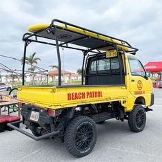 Dually Trucks, Pickup Trucks, Mini 4x4, Suzuki Carry, Adventure Car, Kei Car, Cool Vans, Mini Trucks, Daihatsu