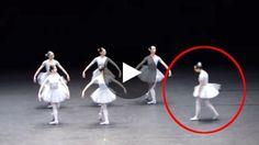 La danse classique est un art où la précision est une règle d'or