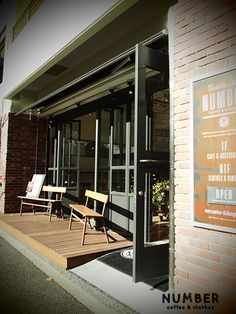 NUMBER coffee & clothes 代官山 : Favorite place