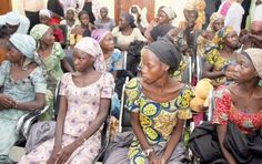 Freed Chibok girls want FG to free non-school girls in B'Haram's 'forest of sorrow'    The Chibok Secondary School gir...