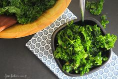 A kale salad massaged into a zesty dressing, which brings out the tenderness of the leaf without cooking. Massaged Kale, Kale Salad, The Fresh, Palak Paneer, Lettuce, Guacamole, Salads, Dressing, Stuffed Peppers