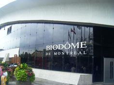The Biodome - consists of four different ecological habitats