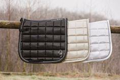 HKM Cavallino Marino - 3 saddle pad colours -  Winter 2015