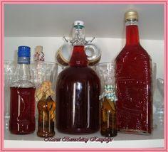Marcsi Boszorkány Konyhája: Málnalikőr Cocktail Drinks, Cocktails, Gourmet Gifts, Limoncello, Hot Sauce Bottles, Drinking Tea, No Bake Cake, Vodka, Recipies
