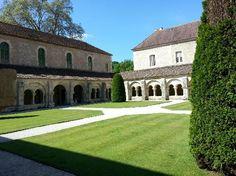 montbard france | Montbard, France: ehem. Kreuzgang