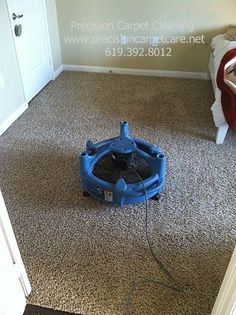 Precision - Dry Carpet Cleaning - San Diego, CA, United States