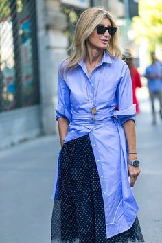 The 50 Must-See Milan Fashion Week Spring 2017 Street Style Looks - FashionFiles