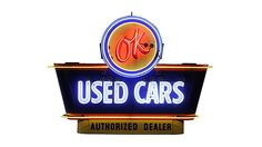 Chevrolet OK Used Cars 77x55x16 presented as lot S11 at Proctor, AR 2015 - image1