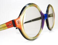 c3d182ca38 Vintage Round Transitional LensesTampico RayBans Eyeglasses Eyewear Frame