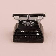 Image result for typewriter card holders