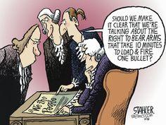 Jeff Stahler Editorial Cartoon, June 14, 2016     on GoComics.com
