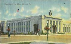 Allentown, PA postoffice
