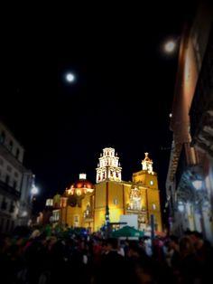 Festival Internacional Cervantino, Guanajuato, México