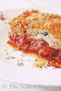 Bean Moussaka - Trying this tonight! Operation Vegetarion in full effect.....well, for a week anyways :)