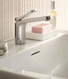 Collection Levante - Fratelli Fantini  Designer Rodolfo Dordoni  #fratellifantini #fantini #rubinetti #design #levante #washbasin #lavandino #lavabo #bagno #bathroom #home #casa #style #idee #ideas