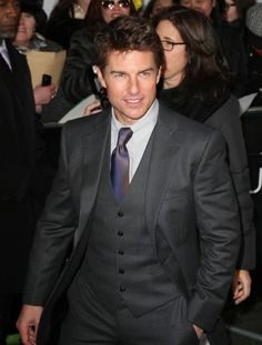 Tom Cruise Says His Mom Is His Hero