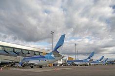 Estonian Air by Flygstolen, via Flickr #EstonianAir #aircraft #flight #airport