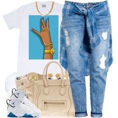 How To Wear Afternoon Clutch Outfit Idea 2017 - Fashion Trends Ready To Wear For Plus Size, Curvy Women Over 50 Swag Outfits, Dope Outfits, New Outfits, Fashion Outfits, Fashion Trends, Dope Fashion, Fashion Killa, Teen Fashion, Polyvore Outfits