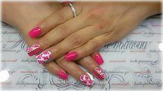 #nails #nailart #acrylicnails #handpaintingdesign