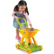 Fisher Price Sesame Street Shopping Cart * Click image to review more details.