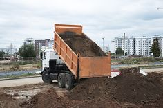 Offering soil and dirt waste removal around Australia. Available for Brisbane, Sydney, Melbourne and all the other capital cities and the surrounding regions. Waste Removal, Parts Of The Earth, Biodegradable Products, Garden, Trucks, Safety, Garten, Lawn And Garden, Gardens