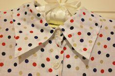 Women HOBBS SHIRT BLOUSE linen polka dots / spots  size 10 / S / M Excellent Shirt Blouses, Shirts, Hobbs, Vintage Shops, Polka Dots, Size 10, Best Deals, Shopping, Women