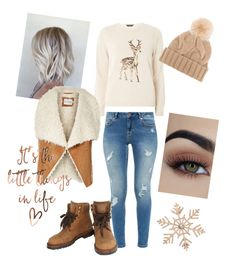 """""""Little things are  pretty... 💖"""" by luciarakoczyova on Polyvore featuring Dorothy Perkins, Ted Baker, Chanel, Loro Piana and John Lewis"""