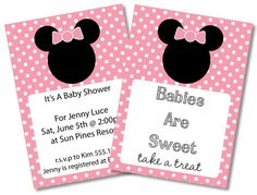 Free mickey mouse baby shower invitations clipart minnie mouse free mickey mouse baby shower invitations clipart minnie mouse too filmwisefo