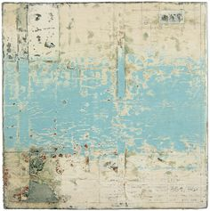Coastal I by Sam Lock - Mixed Media on Board http://www.birchamgallery.co.uk/catalogue/artist/Sam:Lock/?category=paintings