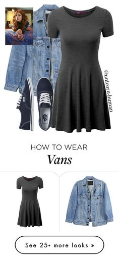 """""""Untitled #2526"""" by unicorn-human on Polyvore featuring Y/Project, Doublju and Vans"""