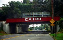 Chapter 7: Cairo, Illinois - In 1818, a large tract of land was purchased by developers and named Cairo, pronounced kayro. Some people believe this to be the origin of the Little Egypt nickname.
